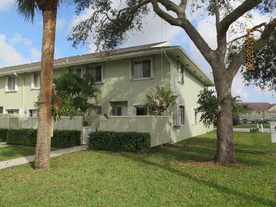 Townhouse For Sale: 6288 Riverwalk Lane #7