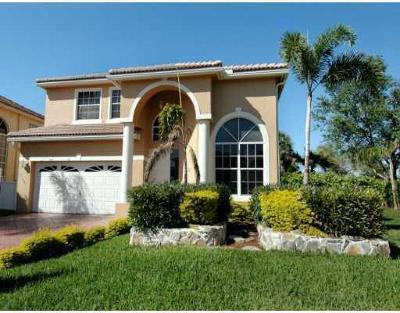 Coral Springs Single Family Home For Sale: 11601 NW 13th Manor