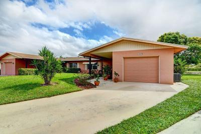 Delray Beach Single Family Home For Sale: 13447 Via Vesta #B