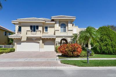 Mediterrania Single Family Home For Sale: 7153 Via Firenze