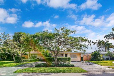 Deerfield Beach Single Family Home For Sale: 1032 SE 14th Court