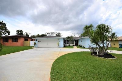 Boynton Beach Single Family Home For Sale: 141 SW 24th Avenue