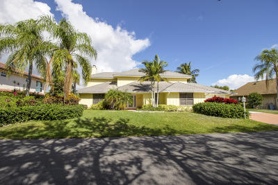 Hobe Sound Single Family Home For Sale: 9079 SE Hawksbill Way