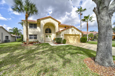 Coral Springs Single Family Home For Sale: 9259 NW 43 Court