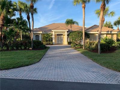 Vero Beach Single Family Home For Sale: 1804 E Sandpointe Place