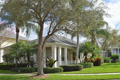 Jupiter Single Family Home Contingent: 207 Caravelle Drive