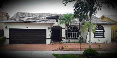 Miami Single Family Home For Sale: 8811 NW 142nd Street
