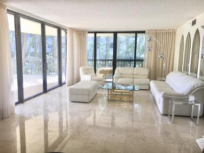 Palm Beach Condo For Sale: 3440 S Ocean Boulevard #108s