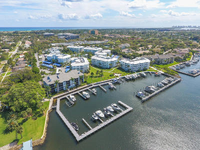 Juno Beach Condo For Sale: 1033 Bay Colony Drive S