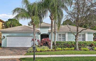 Palm Beach Gardens Single Family Home For Sale: 149 Sedona Way