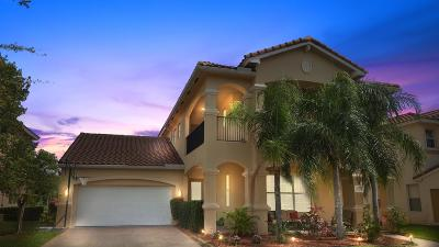 West Palm Beach Single Family Home For Sale: 491 Cresta Circle