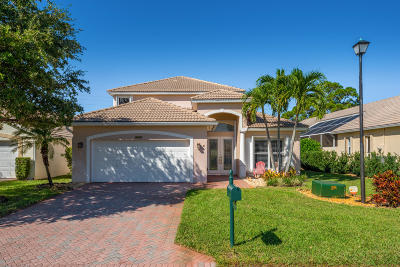 Hobe Sound Single Family Home For Sale: 12240 SE Plandome Drive