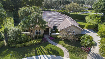 Les Jardins, Les Jardins, Patch Reef Estates Single Family Home For Sale: 4125 NW 24th Terrace