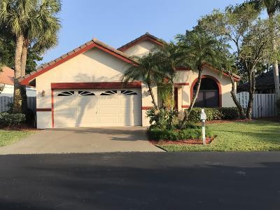 Boynton Beach Single Family Home For Sale: 109 Executive Circle
