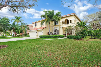 Jupiter Single Family Home Contingent: 1098 Lakeshore Drive