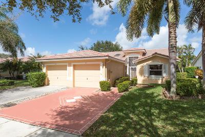 Boynton Beach Single Family Home For Sale: 31 Sausalito Drive