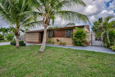 Palm Beach Gardens Single Family Home Contingent: 9278 Keating Drive