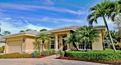 Hobe Sound Single Family Home Contingent: 5451 SE Acadia Terrace