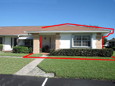 Fort Pierce Condo For Sale: 826 Timberview Drive #Apt D