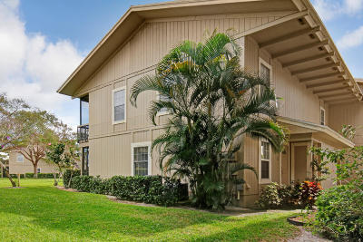 Tequesta Condo For Sale: 18480 SE Wood Haven Lane #Prestwic