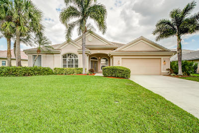 Single Family Home Contingent: 1265 SW Moonlite Cove