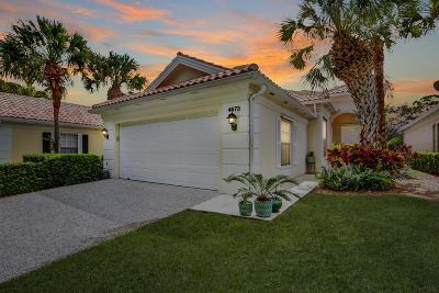Delray Beach Single Family Home For Sale: 4673 Hammock Circle