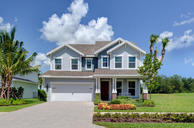 Loxahatchee Single Family Home For Sale: 961 Wandering Willow Way