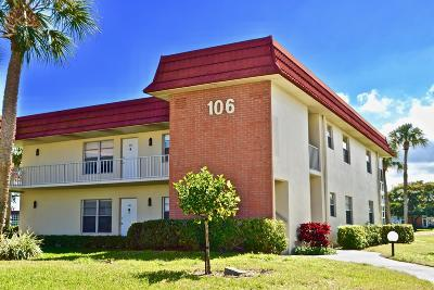 Vero Beach Condo For Sale: 106 Spring Lake Court #102
