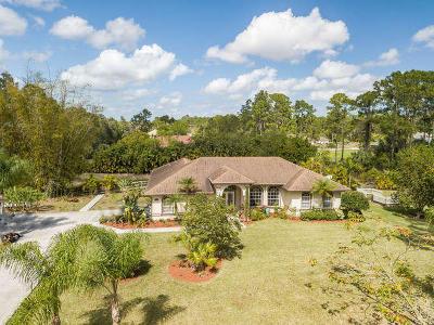Loxahatchee Single Family Home For Sale: 16325 77th Lane