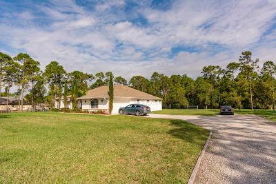 Loxahatchee Single Family Home For Sale: 16159 77th Lane