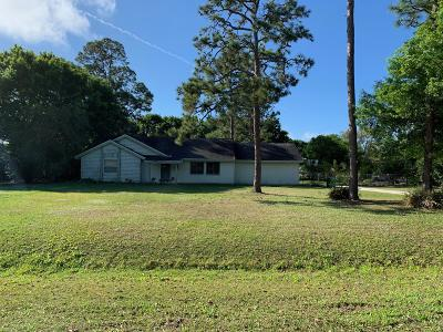 Fort Pierce Single Family Home For Sale: 8523 Lonesome Pine Trail Trail