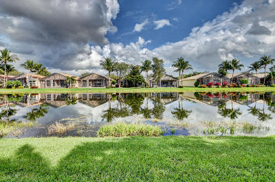 Delray Beach Single Family Home For Sale: 6887 Imperial Circle