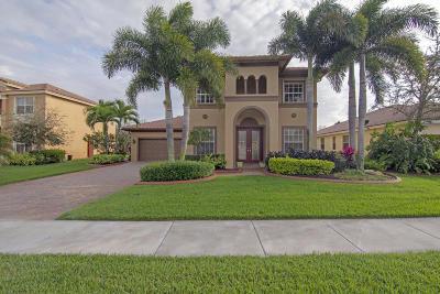 Port Saint Lucie Single Family Home For Sale: 1784 Newport Isles Boulevard