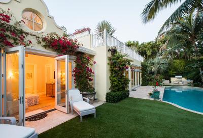 Palm Beach FL Single Family Home For Sale: $4,880,000