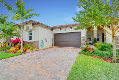 Delray Beach Single Family Home For Sale: 7701 La Zagara Place