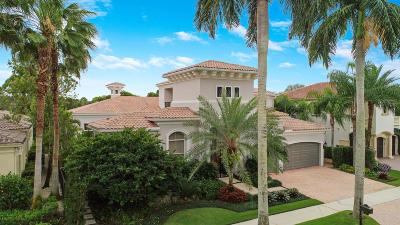 Palm Beach Gardens Single Family Home For Sale: 124 Via Verde Way