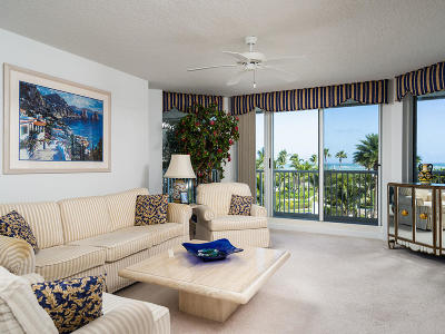 Hutchinson Island Condo For Sale: 5049 Highway A1a #403