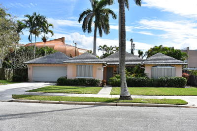 West Palm Beach Single Family Home For Sale: 224 28th Street