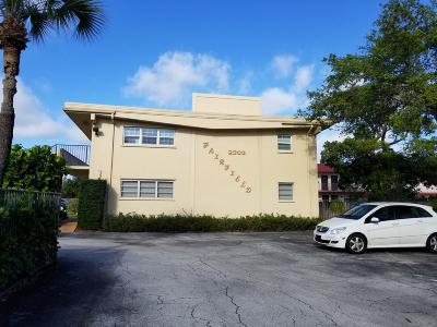 Boynton Beach Rental For Rent: 2303 S Federal Highway #15