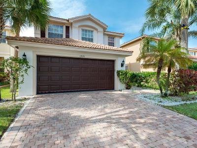 Royal Palm Beach Single Family Home For Sale: 11443 Sage Meadow Terrace