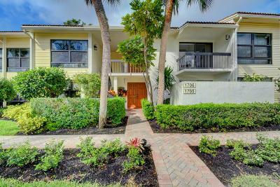 Boca Raton Condo Contingent: 6696 Willow Wood Drive #1706