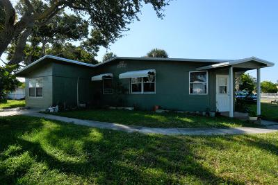 Fort Pierce Single Family Home For Sale: 1002 S 7th Street