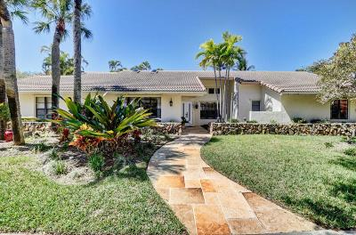 Boca Raton Single Family Home For Sale: 3901 NW 25th Way