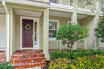Townhouse For Sale: 1116 S Community Drive