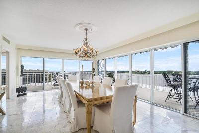 Palm Beach Condo For Sale: 2773 S Ocean Boulevard #A