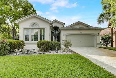 Boynton Beach Single Family Home For Sale: 11337 Ola Avenue