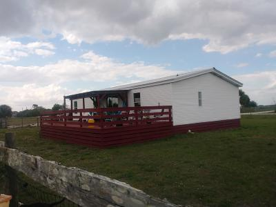 Okeechobee Single Family Home For Sale: 8622 NE 12th Lane
