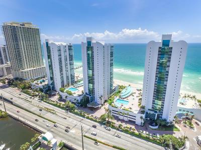 Miami-Dade County Condo For Sale: 16485 Collins Avenue #Os34c