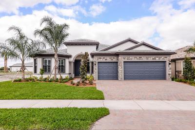 Port Saint Lucie Single Family Home For Sale: 830 SE Westbury Drive