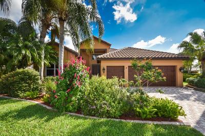 Boynton Beach Single Family Home For Sale: 11622 Privado Way